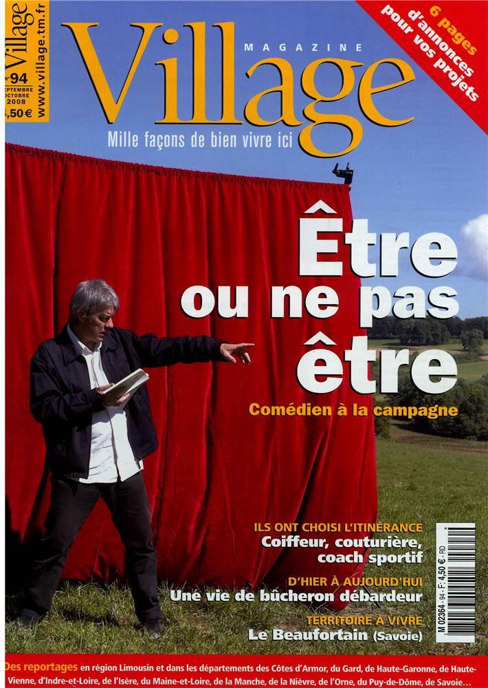 Village Magazine N 94 Tom Press