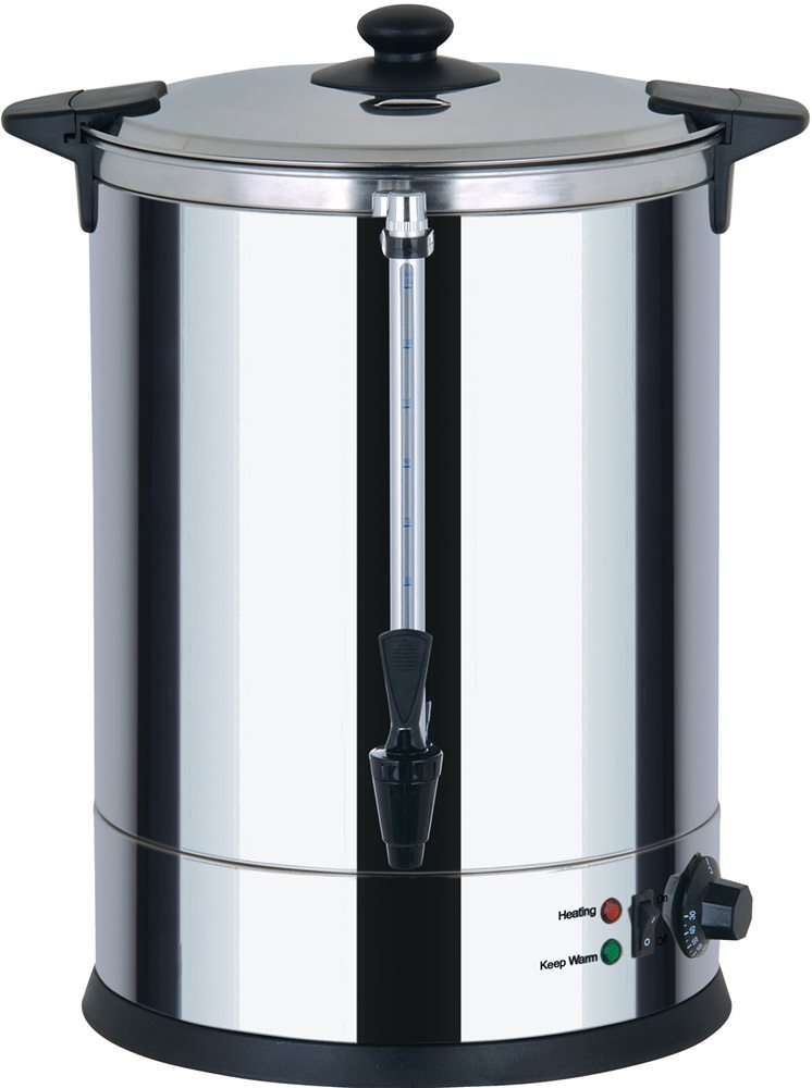 Getränkespender 10 Liter für heißes Wasser, Glühwein ...